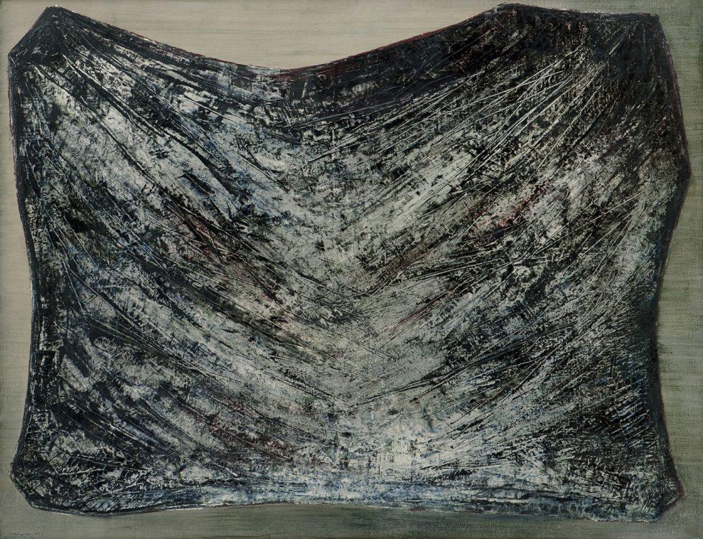 No 1 - 1957 Fjell