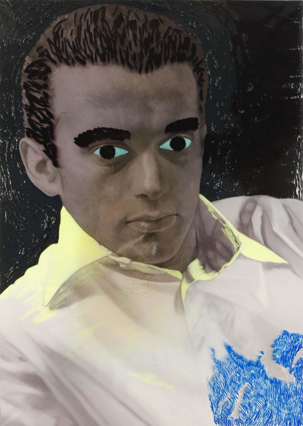 Ben Allals selvportrett