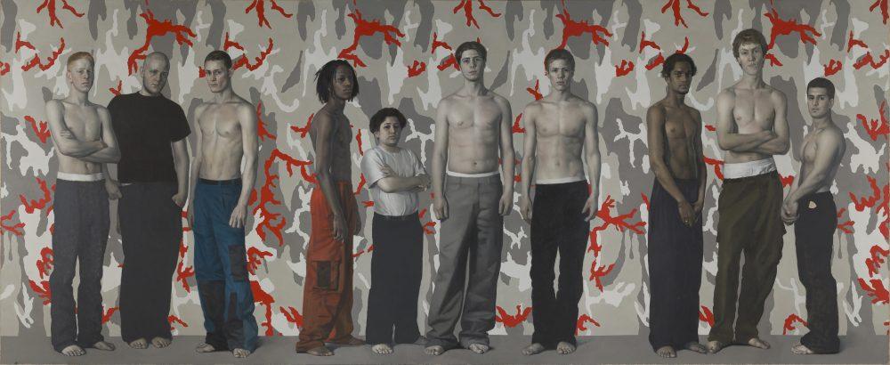 Rune Red, Tor Olav, Kenta, Dennis, Nader, Rune, Henrik, Kirupa, Daniel og Shahab