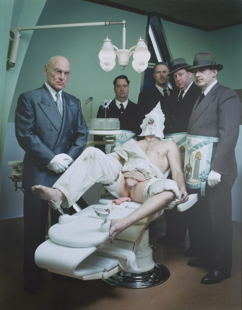 Cremaster 3: I Die Daily