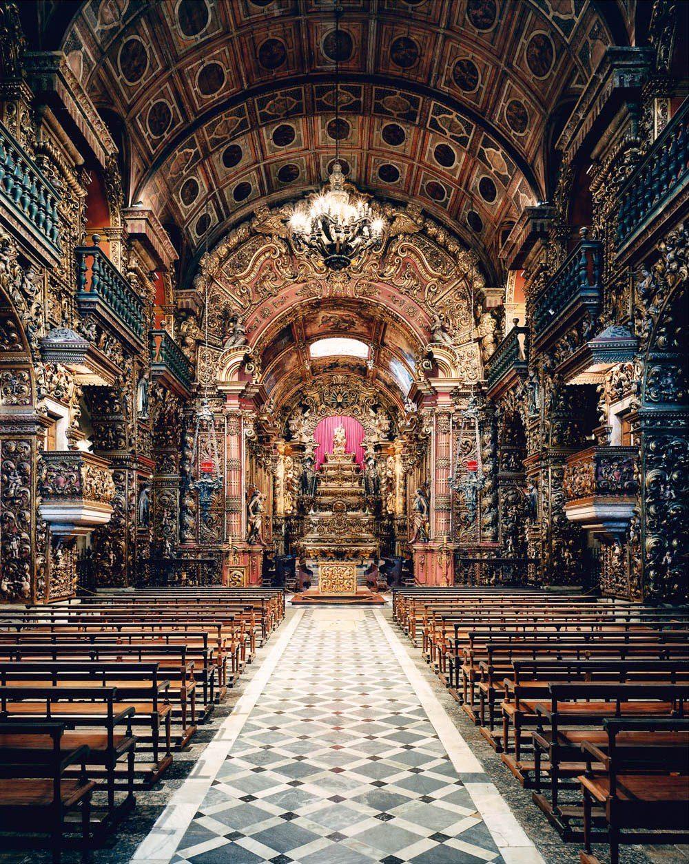 Igreja e Mosterio de Sao Bento de Janeiro I
